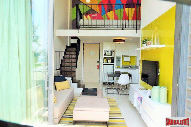 Cassia Residence | Two Storey Two Bedroom Laguna Condo with Sea, Pool, Mountain and Lagoon View