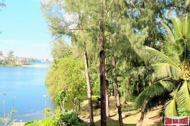 Laguna One Bedroom Condo with Sensational Sea, Lagoon & Garden Views