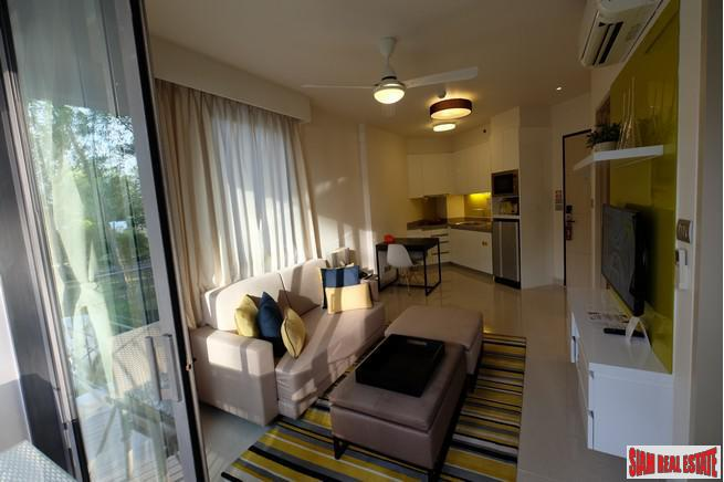 Cheerful One Bedroom Condo for Sale in the Lagoon Area of Phuket