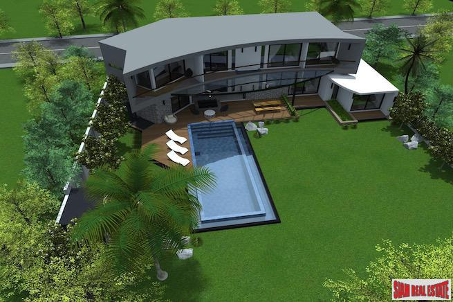 New Pool Villa on Laguna 2