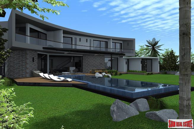 New Pool Villa on Laguna 3