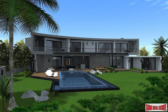 New Pool Villa on Laguna 4