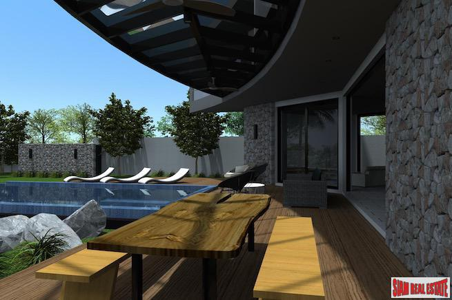 New Pool Villa on Laguna 9