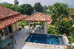Overlooking Scenic Kata Bay a Magnificent Four Bedroom Pool Villa is for Sale