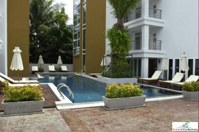 Two Bedroom Penthouse Condo for Rent in Central Patong