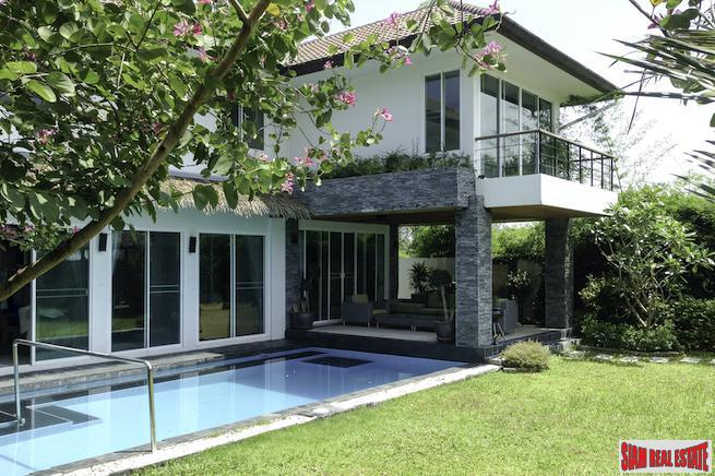 Large Four Bedroom Pool Villa with Private Pool and Garden in Cherng Talay