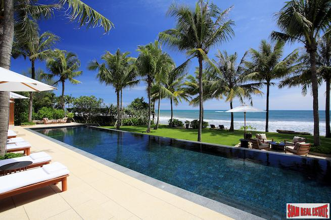 Exclusive Beachfront Living on Natai Beach, Phang Nga