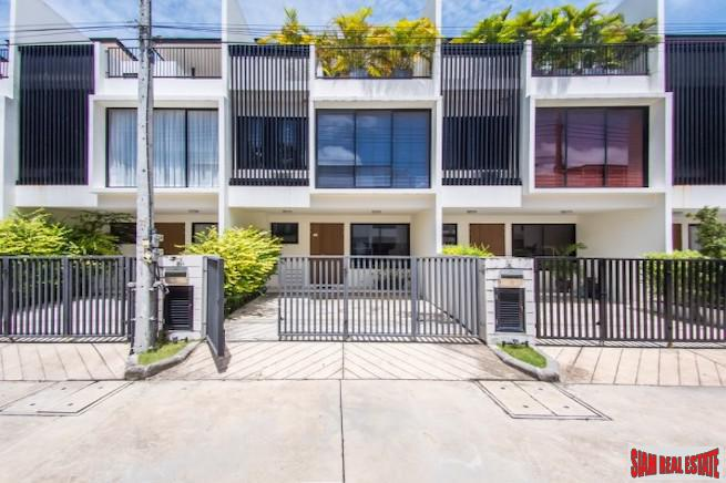 Laguna Park Phuket Townhome | Large Comfortable Three Bedroom Townhome with Garden Views