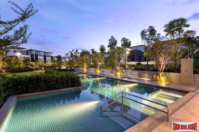 Three Storey Townhome with Private Pool in the Laguna Area of Phuket