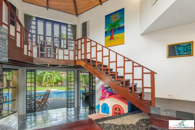 Beautiful Four Bedroom Pool Villa 3