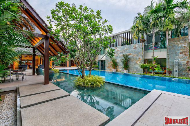 Luxury Seven Bedroom Ultra-Pool Villa 24