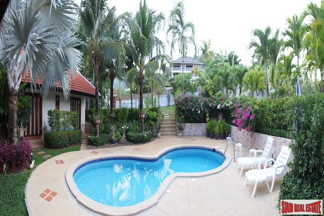 Beautiful Five Bedroom Pool Villa 28