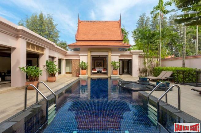 Peaceful and Private Two Bedroom Pool Villa in Laguna's Finest Development