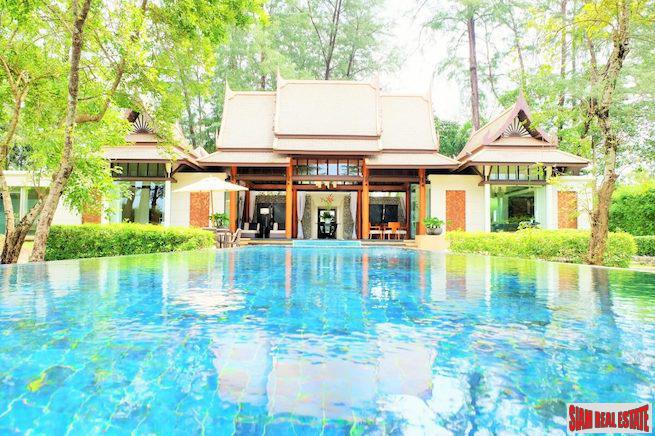 Banyan Tree Residence | Complete Privacy in this One Bedroom Pool Villa with Huge Land Plot