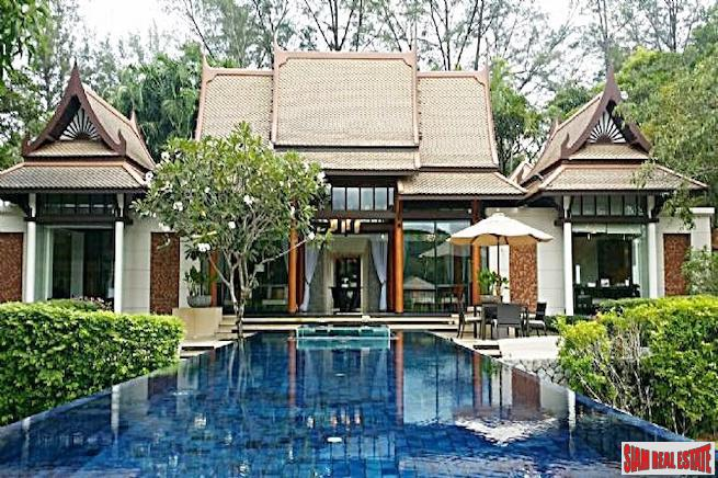 Banyan Tree Residence | Magnificent and Impressive Two Bedroom Pool Villa for Sale