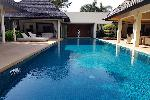 Four Bedroom Four Bedroom Tropical Retreat Pool Villa for Rent in Cherng Talay