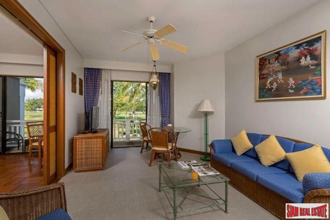 Attractive and Comfortable Laguna One Bedroom Condo for Sale with Golf Course Views