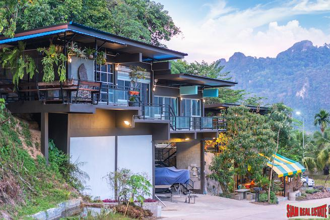 Exceptional Residence and Guest House Business with Beautiful Phang Nga Views