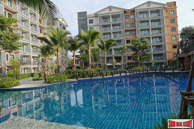 New One Bedroom Condo for Sale Just a Few Minutes Walk to Beautiful Naiyang Beach