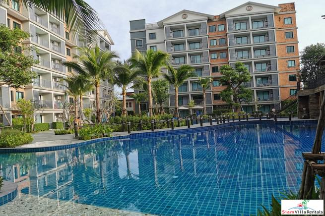 New One Bedroom Condo for Rent Just a Few Minutes Walk to Beautiful Naiyang Beach