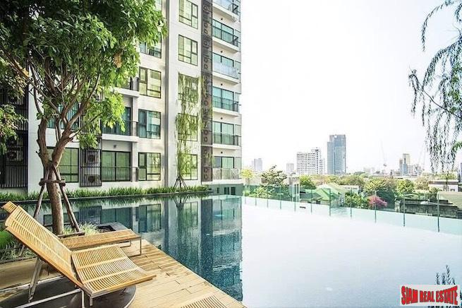 Quality Thong Lo Studio Condo for Sale with Clear City Views