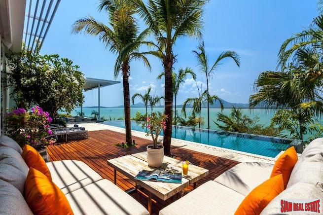 Five Bedroom Sea View Luxury Pool Villa for Sale  in Exclusive Cape Yamu