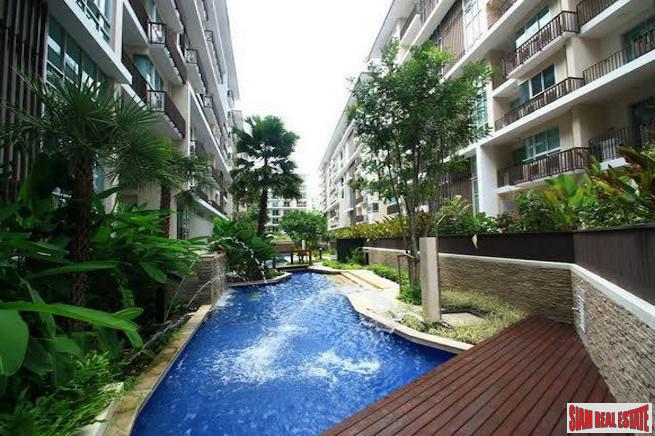 Spacious One Bedroom Condo for Sale with Pool View in Thong Lo