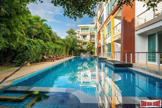 Studio & Two Bedroom Condo Development Across the Street from Rawai Beach