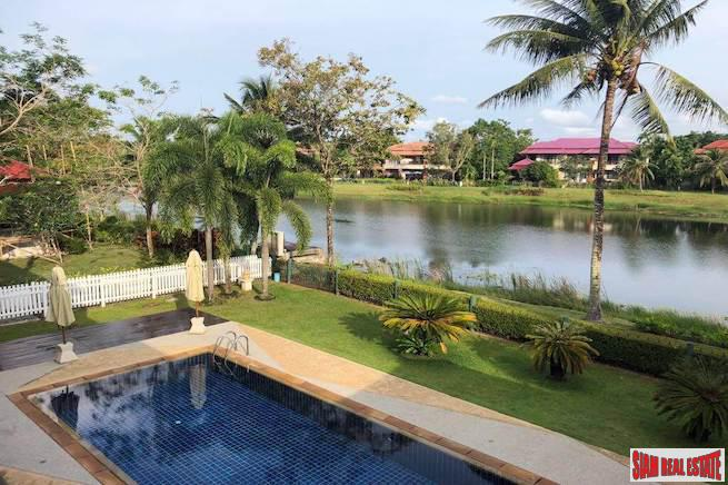 Laguna Village Residence | Lagoon & Garden Views from this Large Private Pool Villa