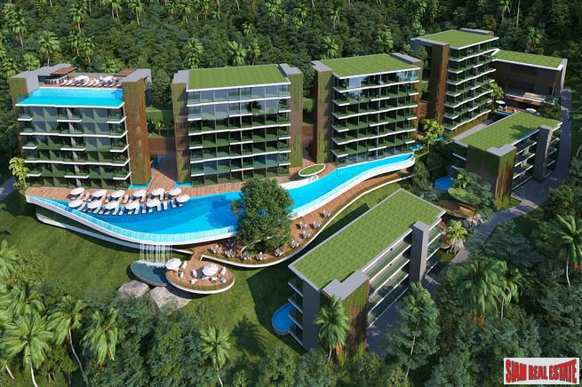 Excellent Investment Opportunities with this Contemporary One & Two Bedroom Layan Development only 1 KM from Layan Beach