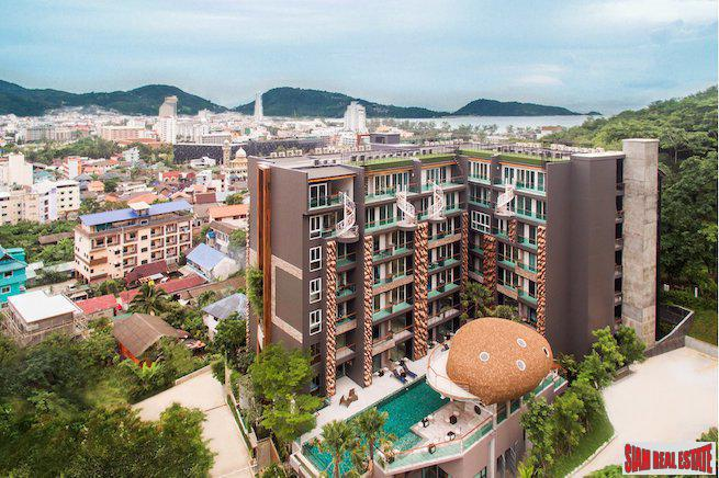 Well Equipped One Bedroom Pool View Condo for Sale in World Famous Patong