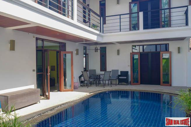 Private Two Storey Three Bedroom Kathu Home for Sale with Pool