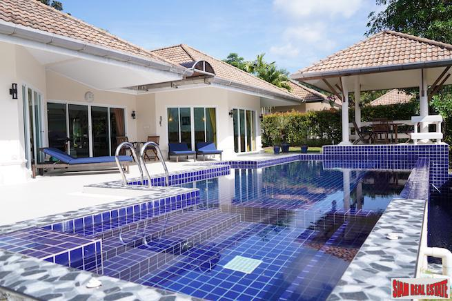 Exceptional Three Bedroom Pool Villa for Sale in an Exclusive Loch Palm Estate