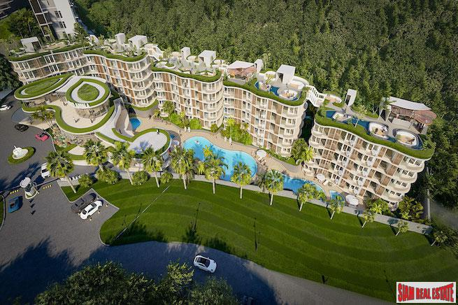 New One Bedroom Condotel Project Just Minutes from Kamala Beach