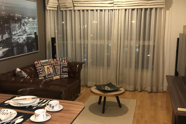 One Bedroom, One Bath Fully Furnished Thong Lo Condo Ready to Move into Today!