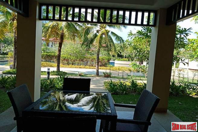 Luxury Two Bedroom Laguna Villa with Nice Garden Views for Sale