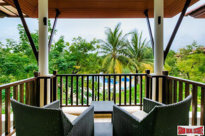Laguna Village Villas | Lush Garden & Pool Views from this Two Bedroom Villa