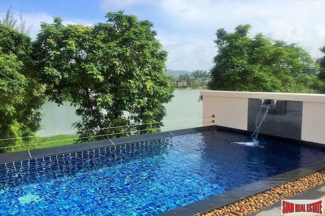 Elegant Two Bedroom Laguna Private Pool Villa with Lagoon Views for Sale
