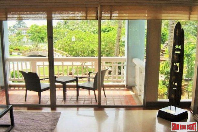 Angsana Island Village | Excellent Two Bedroom Pool View Condo for Sale in Laguna