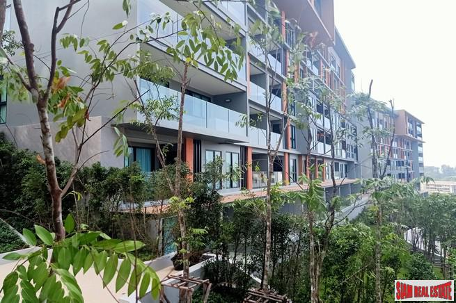 Panora Surin Condo Apartments | New One Bedroom Condo for Sale with Nice Mountain Views