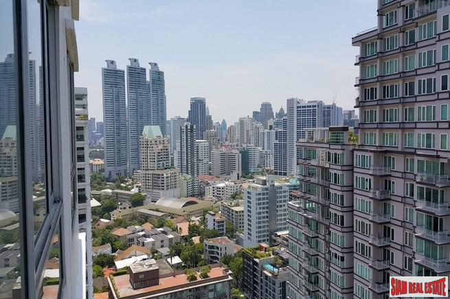 Top Floor One Bedroom Condo for Sale with Unblocked Views in Phrom Phong