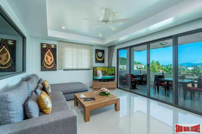 Bright & Cheerful One Bedroom Condo for Sale Walking Distance to Surin Beach