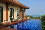 Luxury Three Bedroom Private Pool Villa with Panoramic Sea Views off Ao Yon