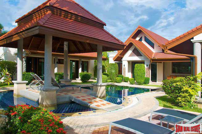 Cherng'Lay Villas and Condos | Luxurious Three Bedroom Private Pool Villa for Sale in Cherng Talay