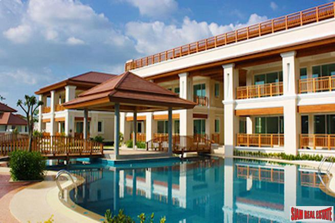 Cherng'Lay Villas and Condos | Spacious Three Bedroom Pool View Condo for Sale in a Quiet Area of Cherng Talay