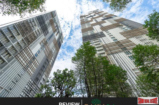 Park 24 Condo | Cozy One Bedroom Condo with City Views and Close to Many Amenities in Phrom Phong