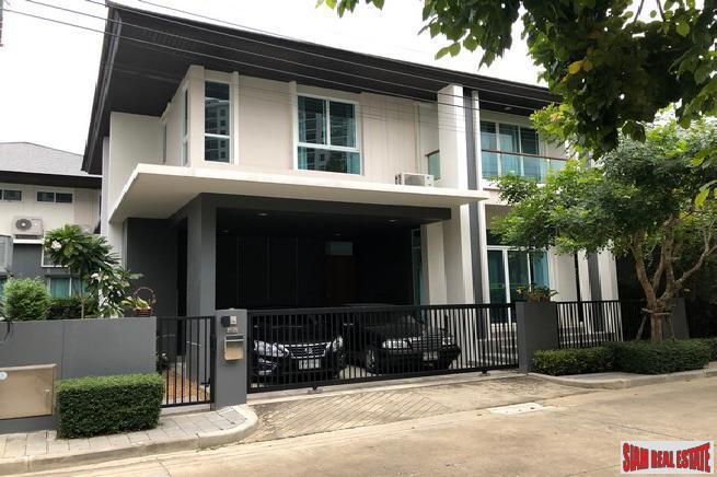 Private Single Family Three Bedroom House for Rent Near BTS Bearing