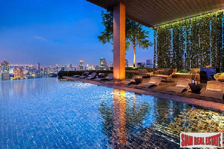 New Luxury One Bed Condos at Asoke, MRT Phetchaburi