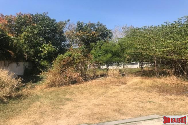 Large Land Plot for Sale in a Premium Area of Rawai