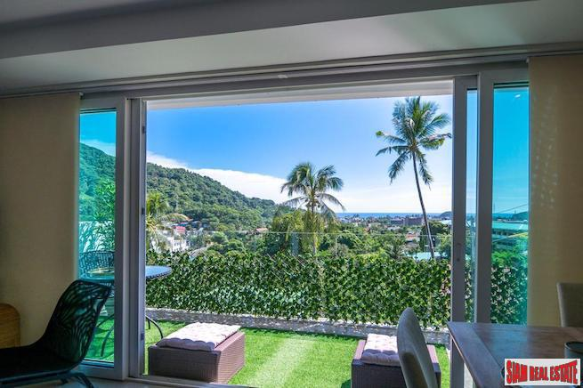 Kata Ocean View  | Recently Renovated Two Bedroom Condo with Sea Views for Sale
